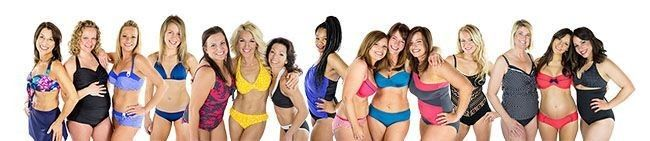 15 Moms Model Swimsuits for All to See. Watch What Happens Next.