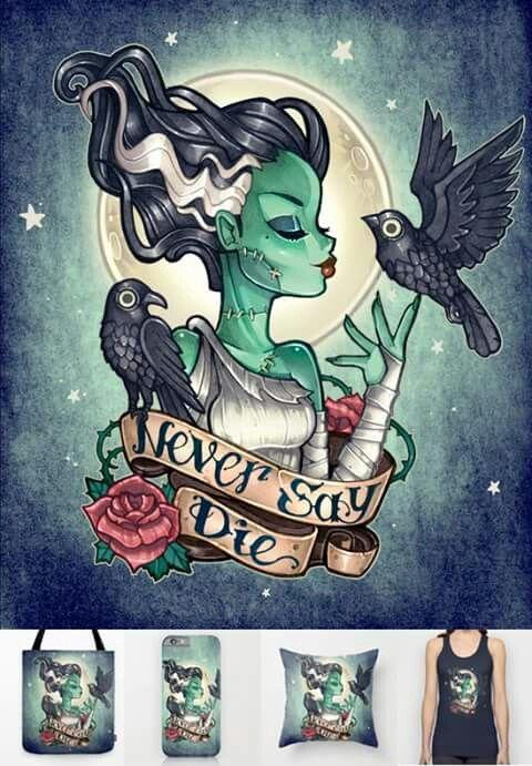 Never Say Die By Timshumate Credit Tim Shumate Illustrations Tim Shumate Illustrations