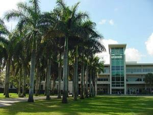 University of Miami campus (Saw this site for 4 years!!)