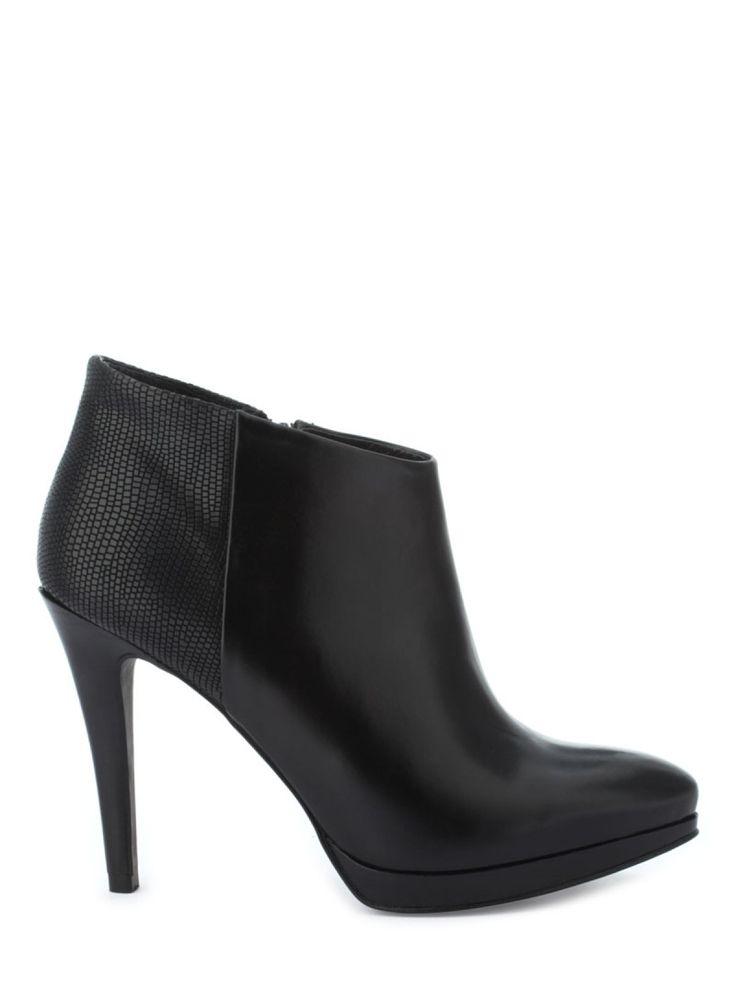 Low-boots Efi Bipyt Noir T.38