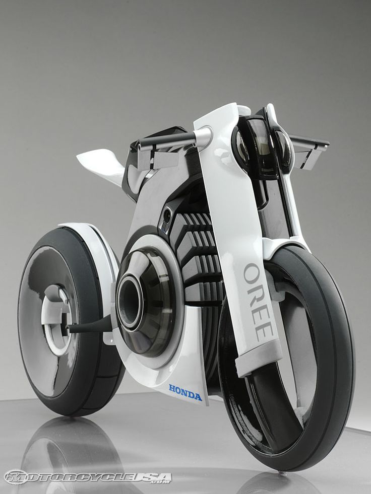 "Honda Oree Electric Motorcycle Concept    Who doesnt love a HONDA CYCLE!?!?    ""You'll meet the nicest people on a Honda"""