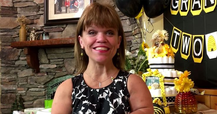 The Roloff family matriarch will welcome two grandchildren in 2017: a grandson and a granddaughter