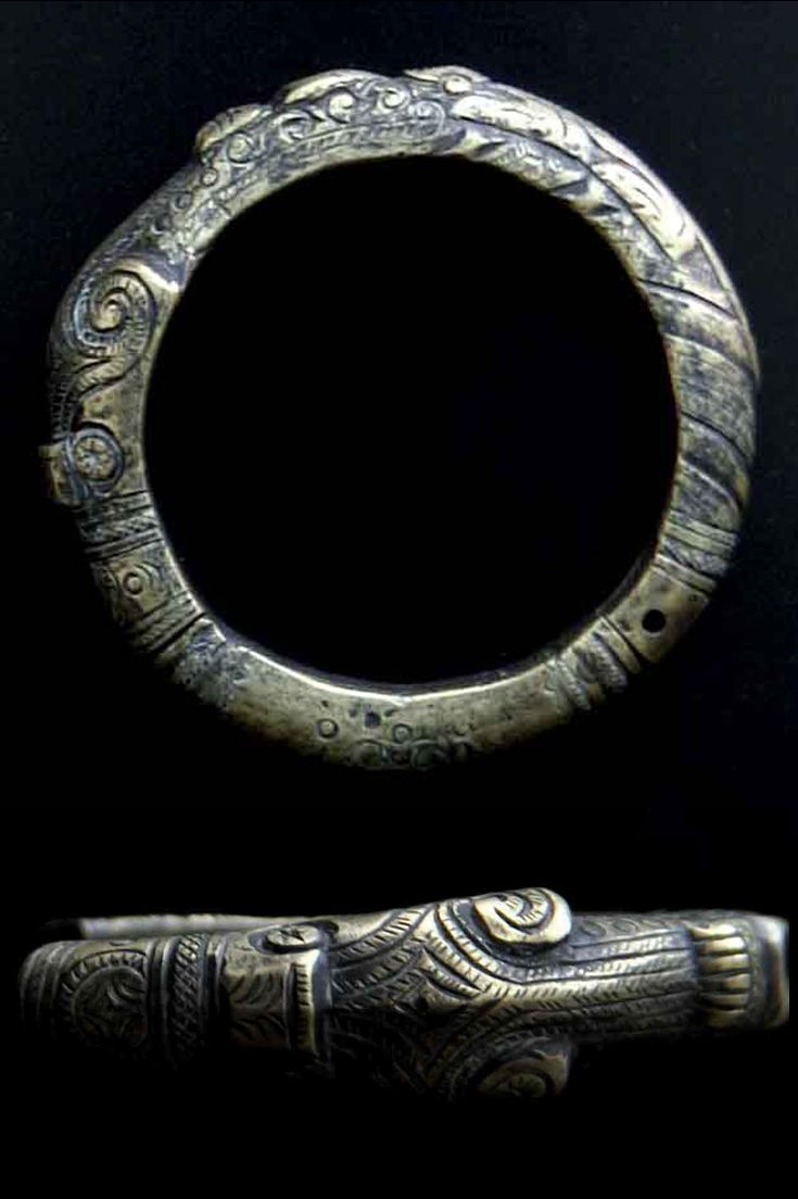 Indonesia ~ North Sumatra | Bracelet; brass | Toba Batak | 19th to early 20th century