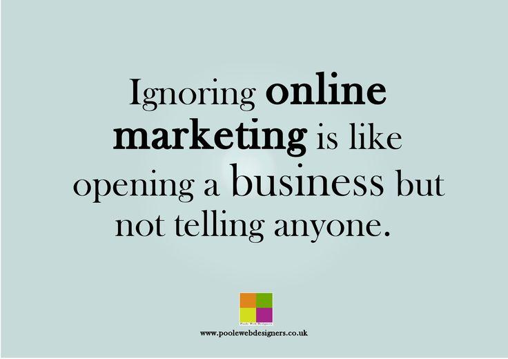 We believe digital marketing is the best way to promote your business!     #DigitalMarketing #SEO #PPC #SocialMedia #PooleWebDesigners    https://www.poolewebdesigners.co.uk/