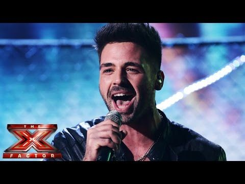 (66) Ben Haenow sings AC/DC's Highway To Hell | Live Week 4 | The X Factor UK 2014 - YouTube