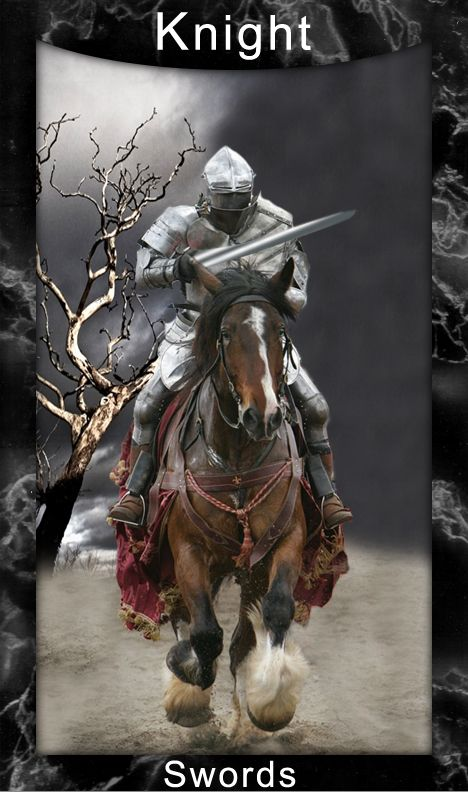 Tarot Knight Of Wands: 60 Best Images About Knight Of Swords Gemini Air/fire On