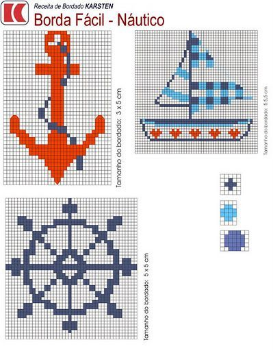 Cross Stitch World: CrossStitch. OCEAN: