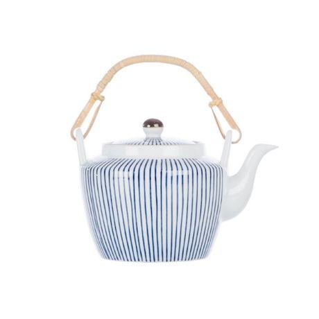 Teapot – Blue & White from Eastern Tea Party - R179 (Save 0%)