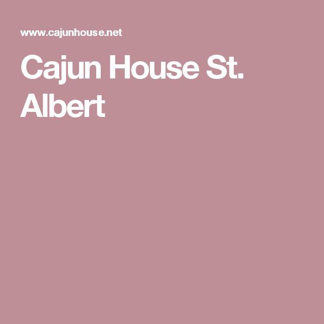 Cajun House St. Albert