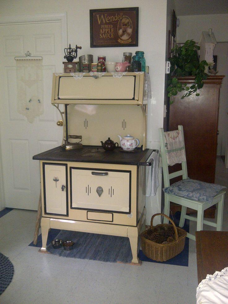 Im Love My Vintage 1930 S Fawcett Wood Cook Stove I Put