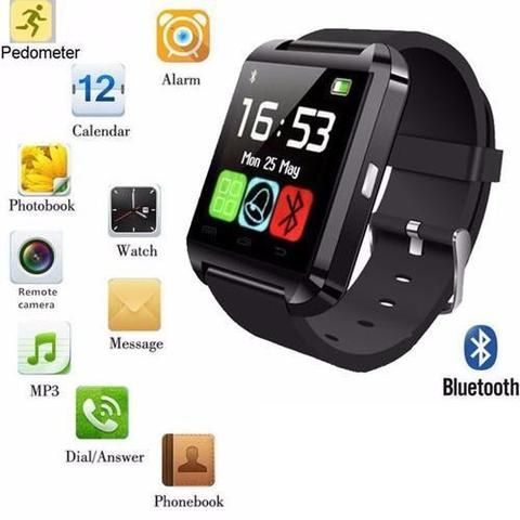 Smart Wrist Watch for Mobile Phones