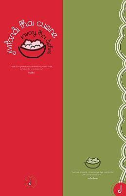 theInsideChange: New Design: Thai Restaurant Menu