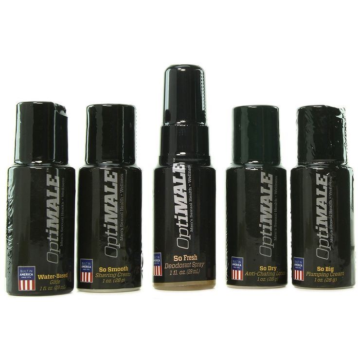 Optimale Travel Essentials Kit For Men