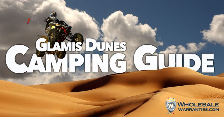 Thanksgiving Weekend is coming up and many RVers and outdoor enthusiasts flock to the Glamis Dunes in southern California.