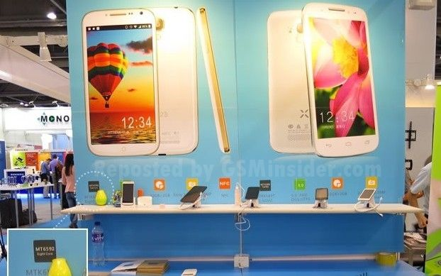 Worlds first phone running true octa-core processor launched, its UMI X2S