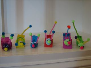 Very Hungry Caterpillar Craftivity Ramblings of a Crazy Woman: Inch Worm Craft for Kids
