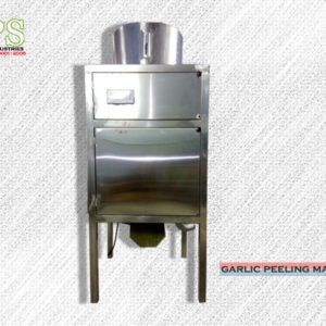 Completely automatic dry-peel operation Works on compressed air, Energy saving unitHigh production efficiency Easy for maintenance and cleaning Automatic temperature control and in feed deviceCan peel different size of garlic, clove and membrane separated Suitable for complete production line or single station working No damages and will have long preservation for garlic Production output according to varieties from breed, season and nature of garlic