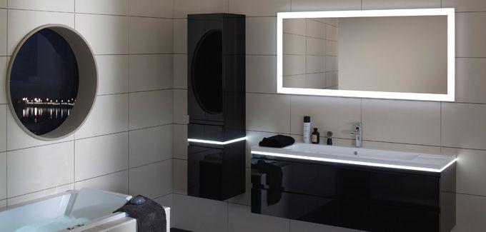 Une salle de bains très moderne par Sanijura.