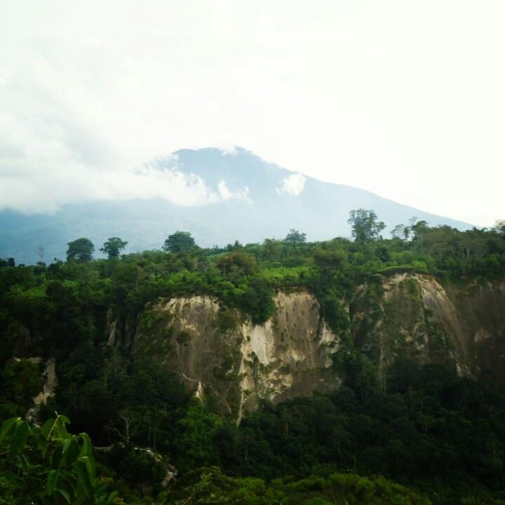Ngarai sianouk, bukit tinggi, west sumatra, indonesia