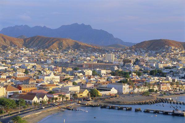 Praia, Cabo Verde... Take me back