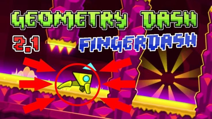 Geometry Dash 2.1 – Fingerdash: Download Apk: We already have the Geometry Dash 2.1 Fingerdash new version that is sure to provide many more hours of fun. It has been many months of waiting a…