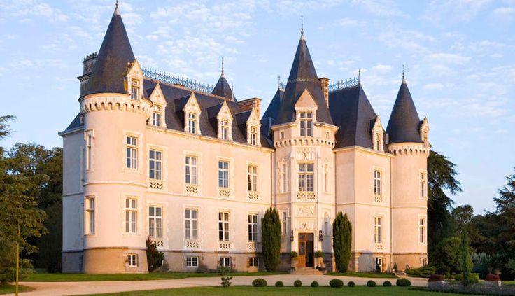 Le château des Tesnières à Torcé (35)  Chambres d'hôtes  Crédit photo : Peter Kooijman