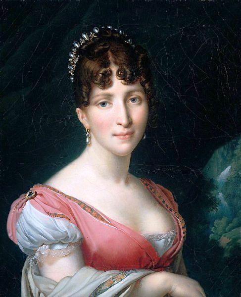 Мари Роза Жозефа Таше де Ла Пажери, также известная как Жозефина (1763 -1814), императрица Франции, 1-я жена Наполеона