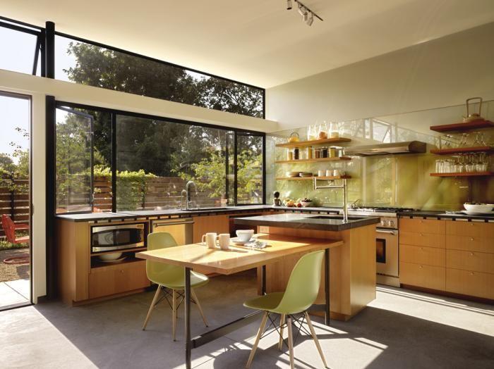 69 besten Glass Kitchens Bilder auf Pinterest Acrylnägel - k chen wandverkleidung glas