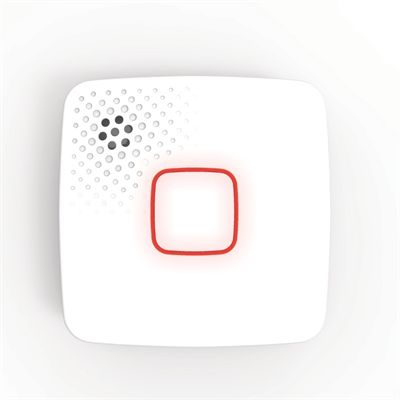 First Alert Onelink Battery-Powered Combination Smoke and Carbon Monoxide Detector Photoelectric Sensor Battery Back-Up