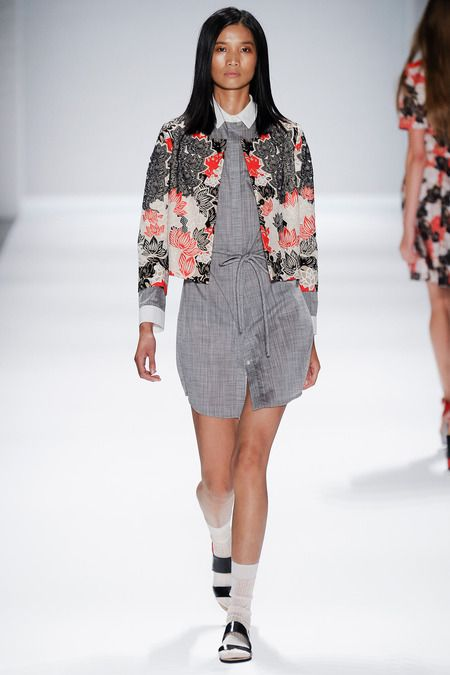 Vivienne Tam Spring 2014 Ready To Wear Collection Slideshow On Fashion 2014