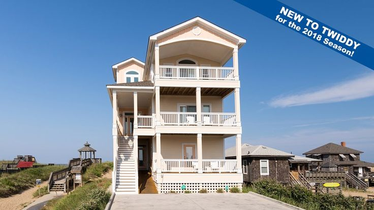 SEAesta - KD1301 is an Outer Banks Oceanfront vacation rental in Kill Devil Hills KDH NC that features 14 bedrooms and 12 Full 2 Half bathrooms. This rental has a private pool, an elevator, and a pool table among many other amenities. Click here for more.