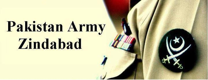 We Love #Pakistan Armed Forces