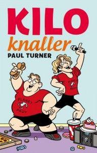 Kiloknaller Mijn strijd tegen de kilo's Paul Turner Leopold zelf lezen volwassenen jeugdboek dik zijn pesten overgewicht schelden schooltijd lachen pispaaltje schoolbibliotheek pesters recensie review