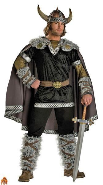 Ростовый костюм викинга