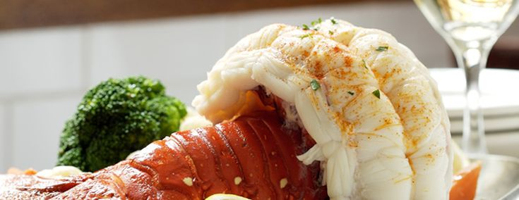 If Hugo's lobster tail doesn't make you salivate, try the popular Alaskan King Crab Legs or their garlicky escargot.
