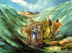 A Travessia do Mar Vermelho | Imagens Bíblicas