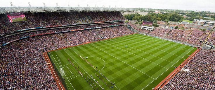 Croke Park Dublin the Gaelic Athletic Association