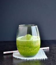 Vanilla Almond Chai Green Smoothie | taste love and nourish