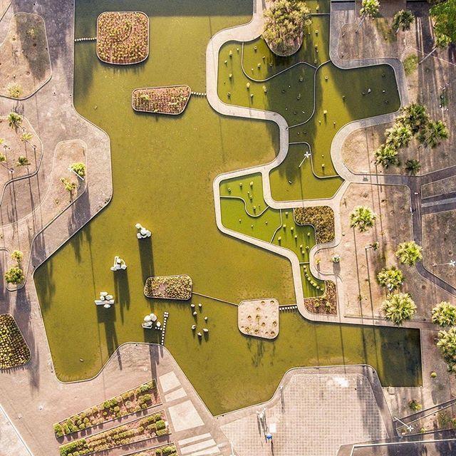 Praca Dos Cristais Brazil Landscape Architecture Plan Urban Landscape Design Landscape Architecture Park