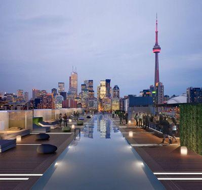 Thompson Hotel Toronto.
