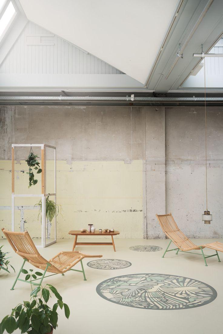 44 best Inspirational Floors images on Pinterest   Decoration home ...