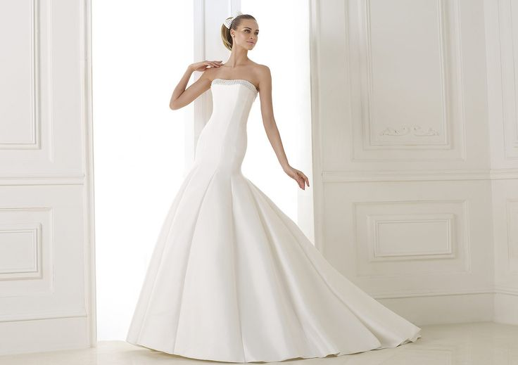 """Pronovias Presents The Stunning 2018 Preview Collections: 17 Best Images About """"Pronovias"""" 2015 Wedding Dress"""