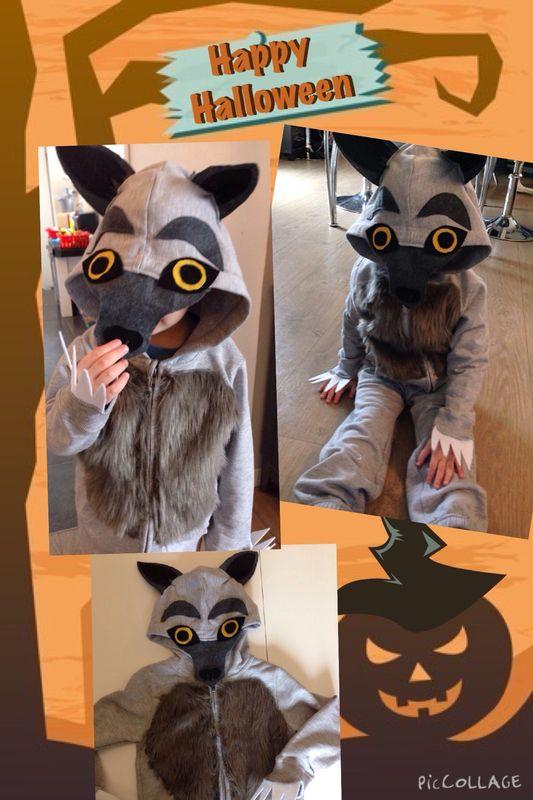 Les 25 meilleures id es de la cat gorie deguisement loup sur pinterest masque de loup masque - Masque de loup a fabriquer ...
