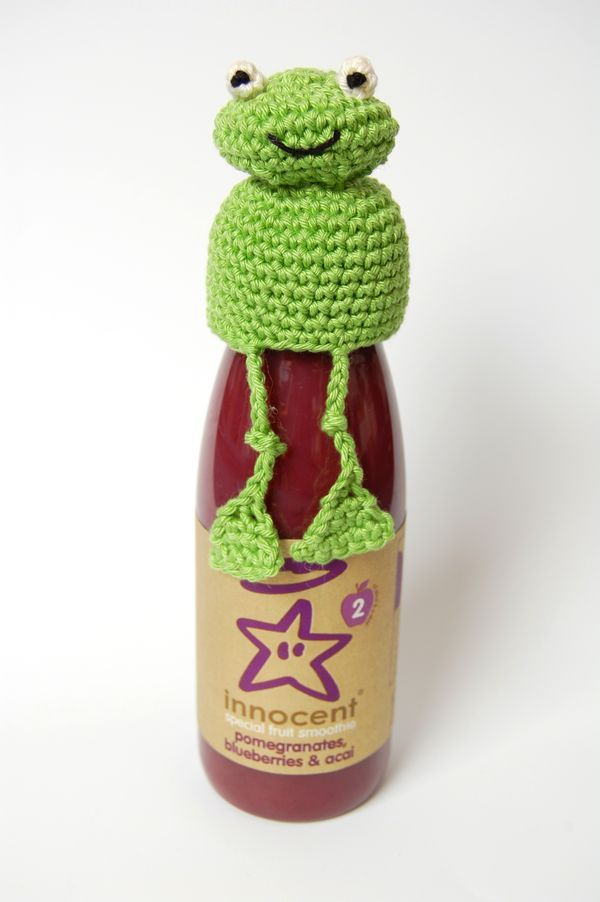 Frog Hat Crochet Pattern You will need: 3mm crochet hook Small amounts of yarn in double knitting (DK) in green, black and cream Notes The pattern is written using UK crochet terminology. Please see the abbreviations for US equivalent. The hat is crocheted in a continuous spiral. I use the...