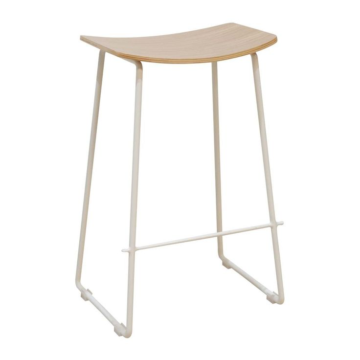 Browse Contemporary Bar Stools Online or Visit Our Showrooms To Get Inspired With The Latest Bar Stools From Life Interiors - Hendrix Bar Stool (Oak)