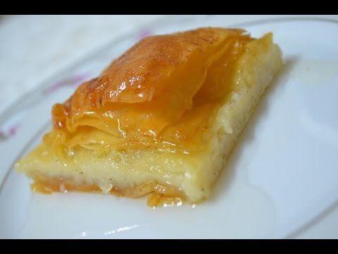 Laz Böreği Tarifi Videolu www.videoluyemektarifleri.tv - YouTube