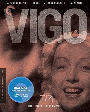 Michel Simon & Jean Dasté & Jean Vigo-The Complete Jean Vigo: (A propos de Nice / Taris / Zero de conduite / L'atalante)