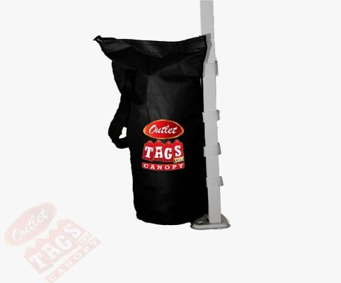 SAND BAG – Empty Single Bag | Outlet Tags Canopies Ltd.