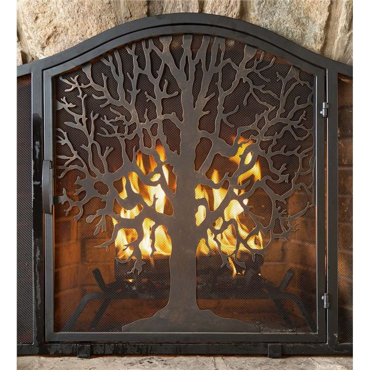 Tree Of Life Fireplace Surround: 8 Best Metal Wall Art Images On Pinterest