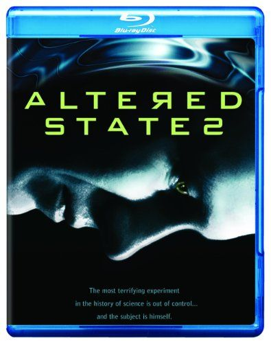 Altered States. 1980 American science fiction-horror film adaptation of a novel by the same name by playwright and screenwriter Paddy Chayefsky in his only novel he ever wrote and his final film. Both the novel and the film are based on John C. Lilly's sensory deprivation research conducted in isolation tanks under the influence of psychoactive drugs like mescaline, ketamine and LSD. The film was directed by Ken Russell and is also the film debut of William Hurt and Drew Barrymore.